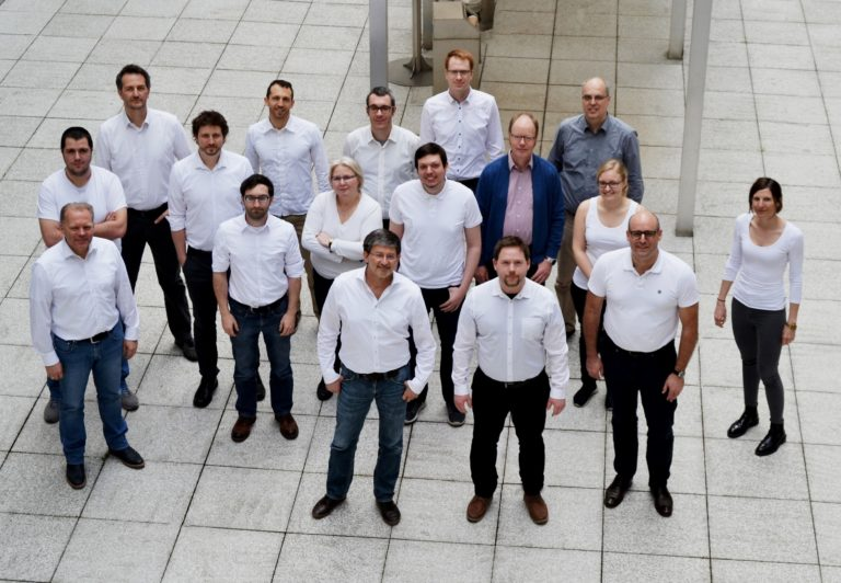 Project Kick-Off in Stuttgart