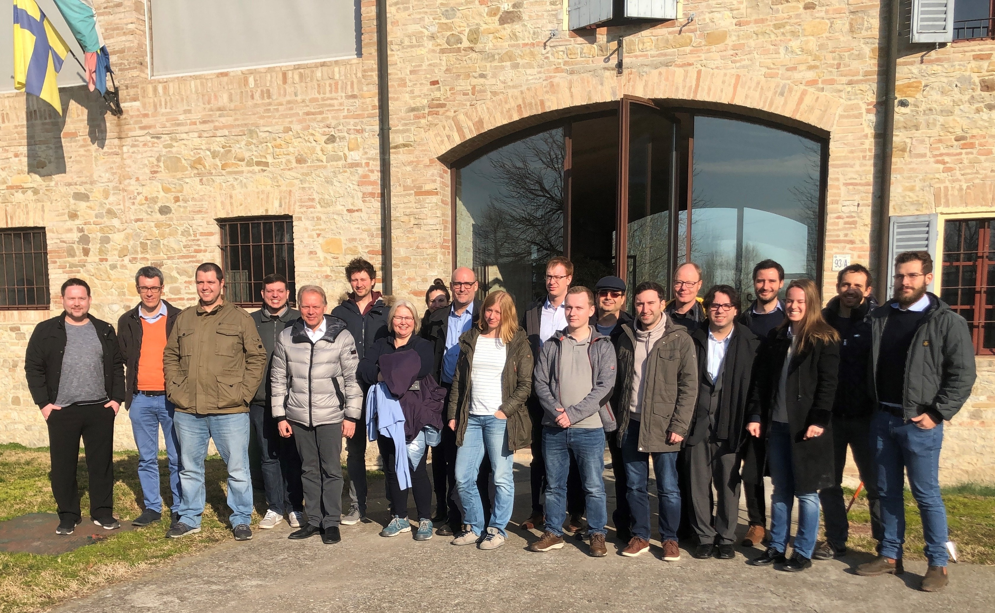 3rd Consortial Meeting DigiLab4U, Parma 23-24.01.2020