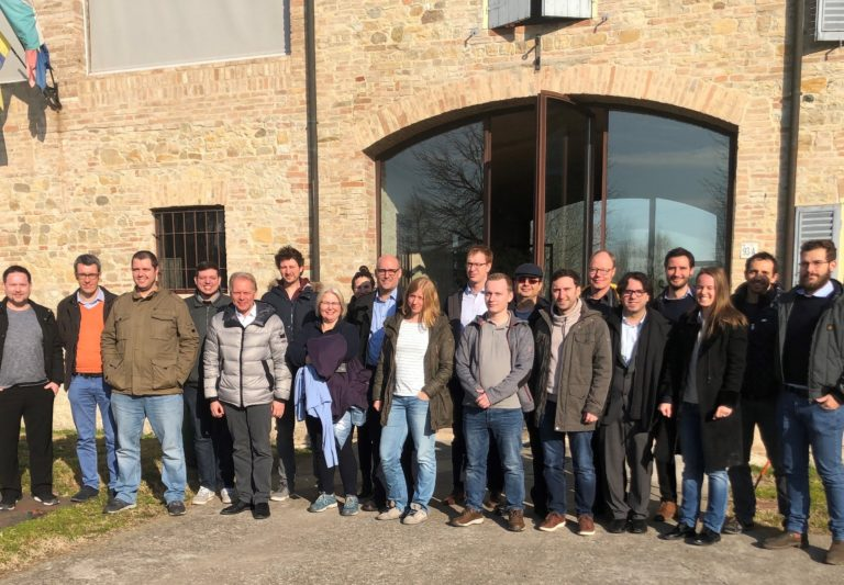 3rd Consortial Meeting, Parma